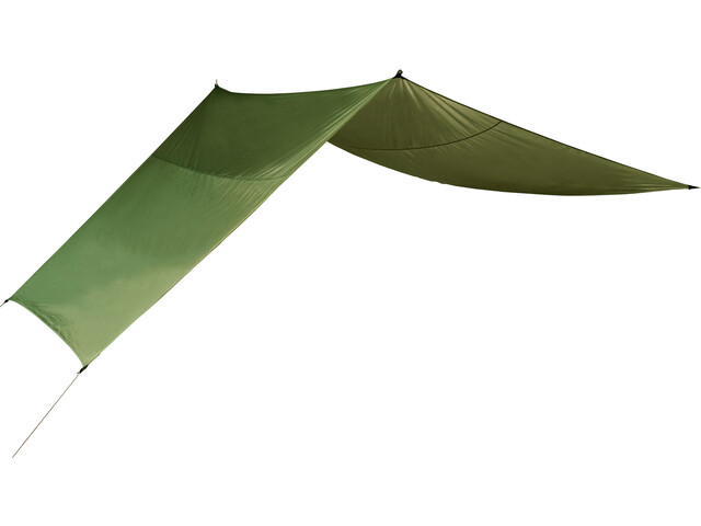 Nordisk Voss 20m² PU Tarp, dusty green